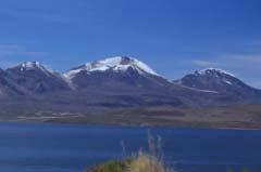 世界最高的火山是哪个火山:奥霍斯德尔萨拉多山