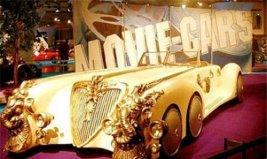 世界上最贵的车是什么车?黄金跑车价值28.5亿排榜首