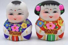 江苏传统十大特色工艺品:惠山泥人占据第一