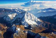 世界上最大的山脉:安第斯山脉长达8900公里