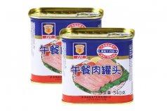 中国十大罐头品牌排行:紫山入榜,梅林排第一名