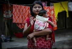 世界上童婚率最高的国家:孟加拉国童婚率高达52%