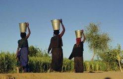 """世界上最""""缺水""""的国家:非洲的尼日尔共和国"""